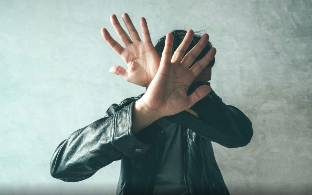 Five Signs You May Be Serving An Angry God