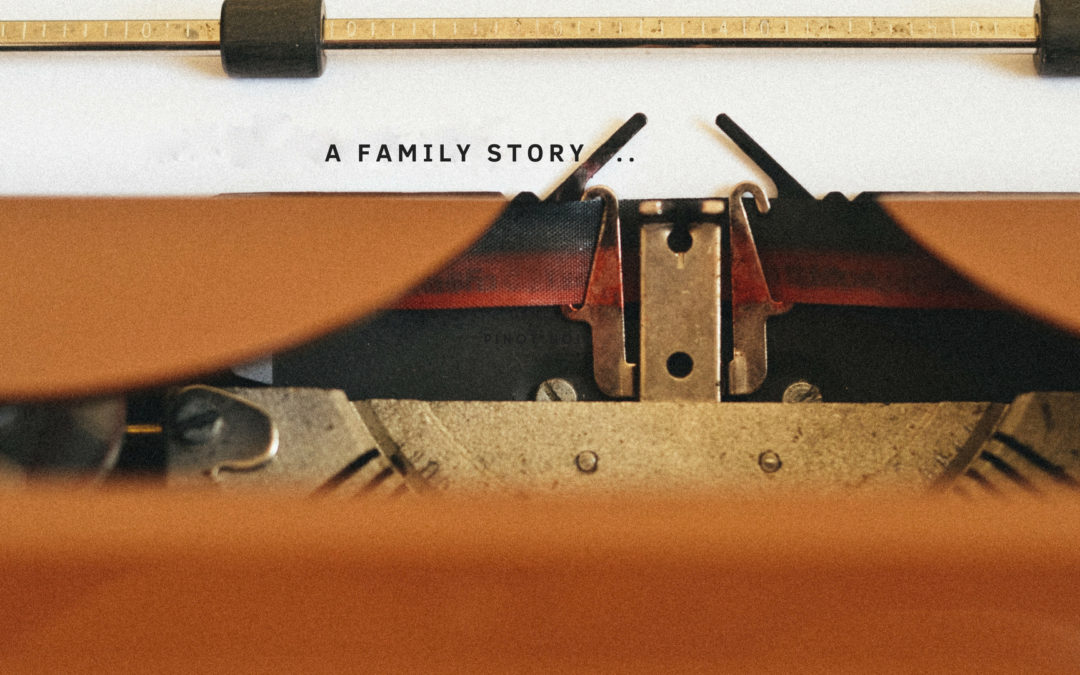 We've Launched A Family Story!
