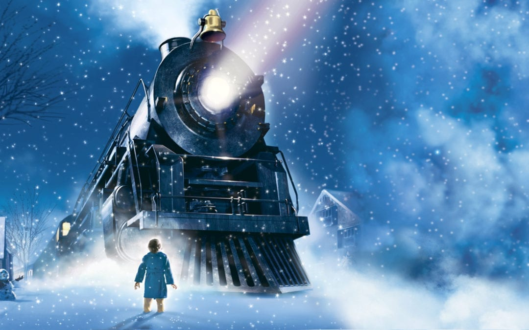 God And The Polar Express