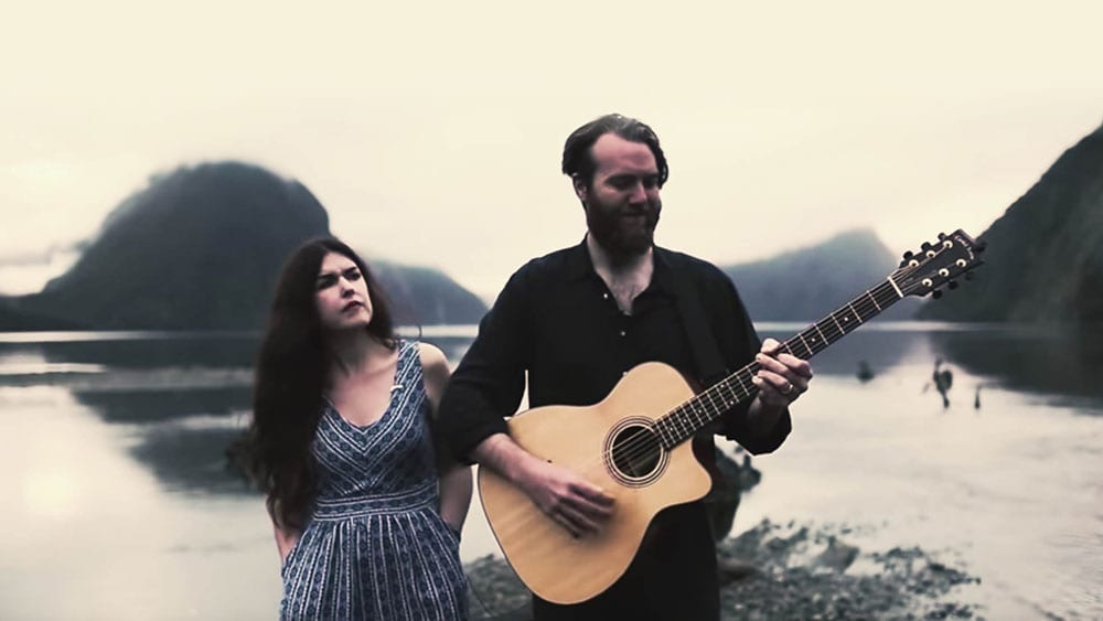"John Mark McMillan – ""Heart Runs"" Acoustic in New Zealand"