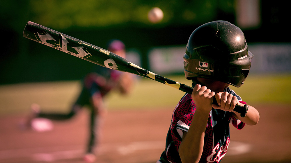 Jesus, Baseball, and Shame