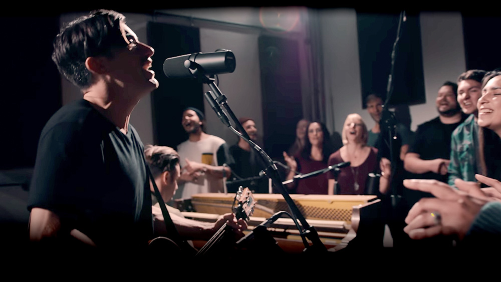 Phil Wickham – Song In My Soul (live)